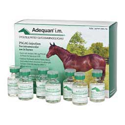 Adequan® i.m. (polysulfated glycosaminoglycan) Luitpold Animal Health